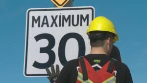 More Edmonton playground speed zones to be removed