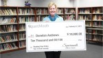 Woman wins $10K for reading fine print on her insurance policy