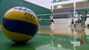 Gavlas duo adding experience to Saskatchewan Huskies volleyball