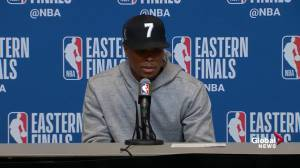 Lowry says they need much better defence going forward after second loss in series