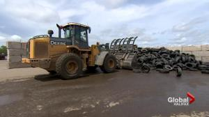 Nova Scotia tire recycler concerned about future
