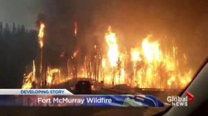 Fort McMurray wildfire: Evacuees left in state of fear, uncertainty