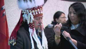 Piikani Nation chief and council inaugurated