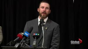 Humboldt Broncos name Nathan Oystrick new head coach