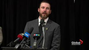 Humboldt Broncos name Nathan Oystrick new head coach