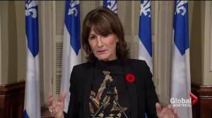 Quebec immigration plan (00:54)