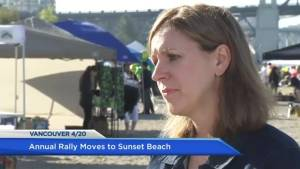 Vancouver Parks Board concern for 4/20 rally at Sunset Beach (05:34)