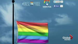 """Toronto holds """"Gay Family Day"""" as part of WorldPride"""