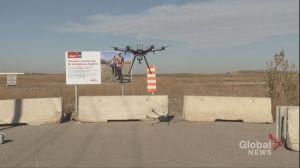 New drone testing site takes off in city of Calgary