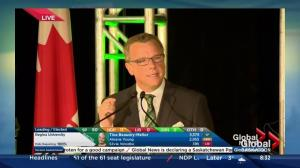Recapping Saskatchewan election night