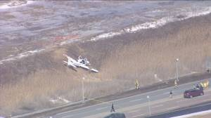 Emergency crews responding to plane crash at Markham's Buttonville Airport