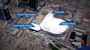 Rogers Place opens: a closer look at the venues inside the facility