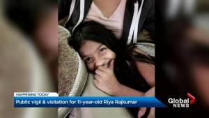 Riya Rajkumar vigil, visitation to be held in Brampton