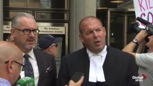 Forcillo 'stoic' as he was led away in handcuffs: lawyer