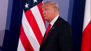 President Trump calls off Iran missile strike