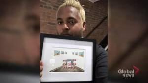 Toronto artist pulls Banksy-like stunt at Toronto exhibit