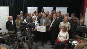 Coalition Montreal in dire straights