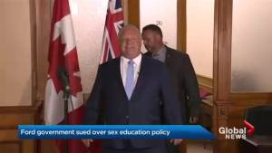 Canadian Civil Liberties Association goes toe-to-toe with Ford government over sex-ed curriculum