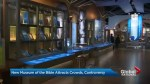 New museum of the Bible attracts crowds and controversy