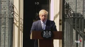 Boris Johnson tells EU: Don't underestimate England