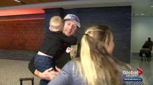 Calgary-raised Olympic gold medalist Brady Leman returns home a hero