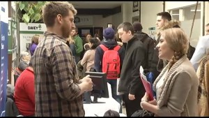 Fleming Job Fair attracts businesses looking for employees