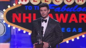 Carey Price encourages First Nations youth in Vezina Trophy acceptance speech