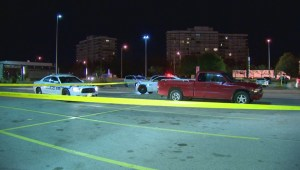Suspect sought after man shot in Brampton