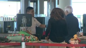 All-clear given after Winnipeg Airport evacuated due to suspicious bag