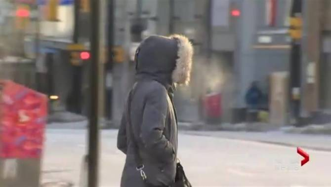 Toronto's low temperatures break records as deep freeze ...