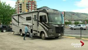 New study looks at Kelowna's mobile supervised consumption services