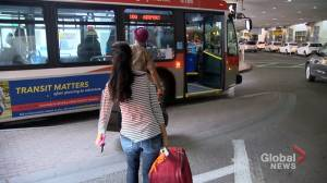 City of Calgary looking for opinions on transit options to YYC airport