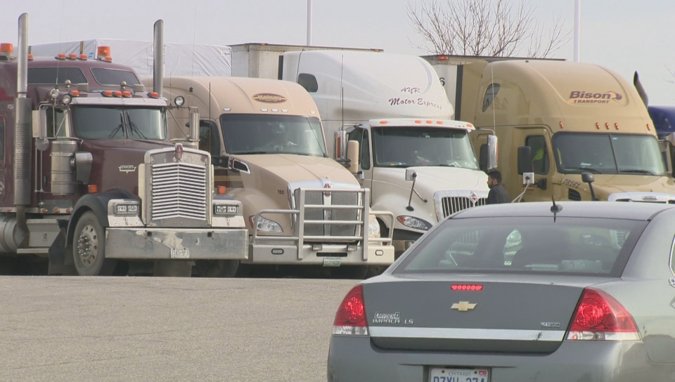 Sikh truck drivers alleging racial discrimination by ...