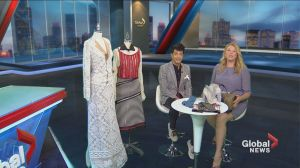Haute couture designer living his dream in Montreal