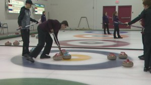 BC Winter Games 2016: Curling semifinal