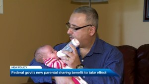 New parental sharing benefit takes effect