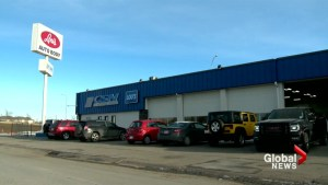 Calgary auto body shop celebrates 50 years in business amid economic downturn