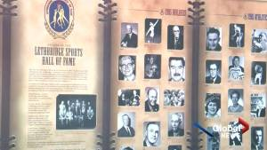 Lethbridge Sports Hall of Fame welcomes seven new inductees (01:32)