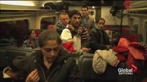 Denmark approves laws to seize valuables from refugees (02:24)