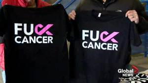 Man joins F-Cancer campaign after mom diagnosed with breast cancer