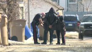 Regina police swarm Athol Street home in connection to firearms investigation