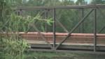 Cloverbridge Footbridge repurposed