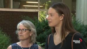 Olympic star Penny Oleksiak heads back to school to start grade 11