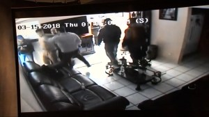 Video purports to show Miami police officer hitting handcuffed suspect