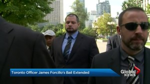 James Forcillo granted bail extension