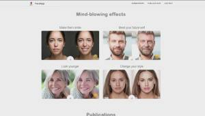 "Security and privacy experts warn about ""faceapp"""