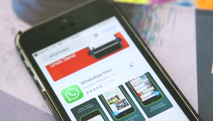 Click to play video: 'WhatsApp urges upgrade to thwart spyware attack'