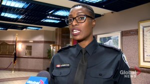 Toronto police say woman charged with kidnapping, assault after TTC bus driver threatened with knife