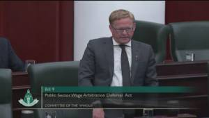 NDP MLA David Eggen calls out premier, UCP caucus over earplug move