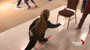 Curl Moncton takes the lead on training young curlers